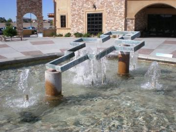 Donahue fountain