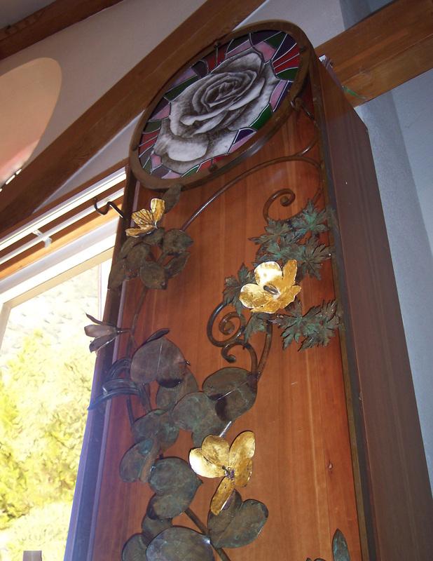 Donahue wood & glass