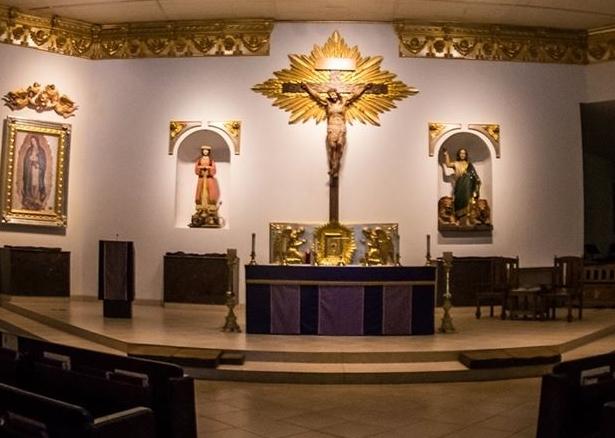 Fernando, St. Daniel's church